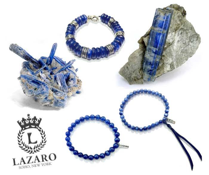 Kyanite Jewelry at Lazaro SoHo