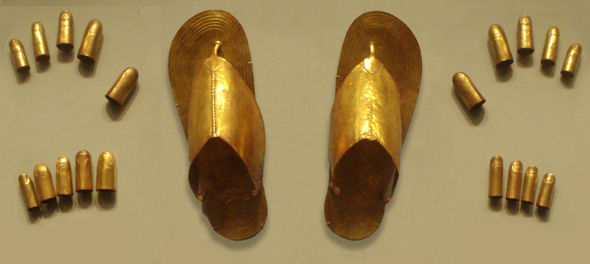 british ancient image in post tumblr egyptian gold jewellery inline museum egypt earrings