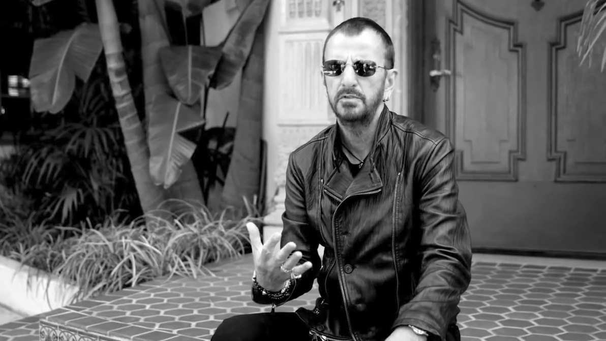 Ringo Starr in Lazaro SoHo Jewelry