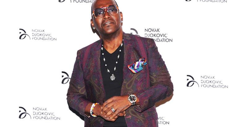 Randy   Jackson in Lazaro SoHo Jewelry