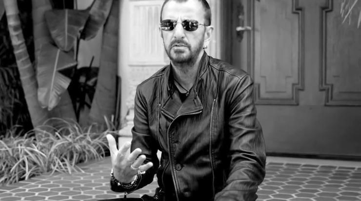 Ringo Starr in   Lazaro SoHo Jewelry