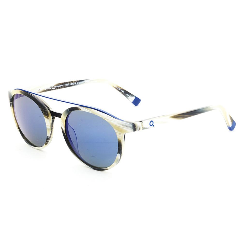 5aab41e77c2 Etnia Barcelona Africa 06 Horn Blue Sunglasses - Men s Sunglasses ...