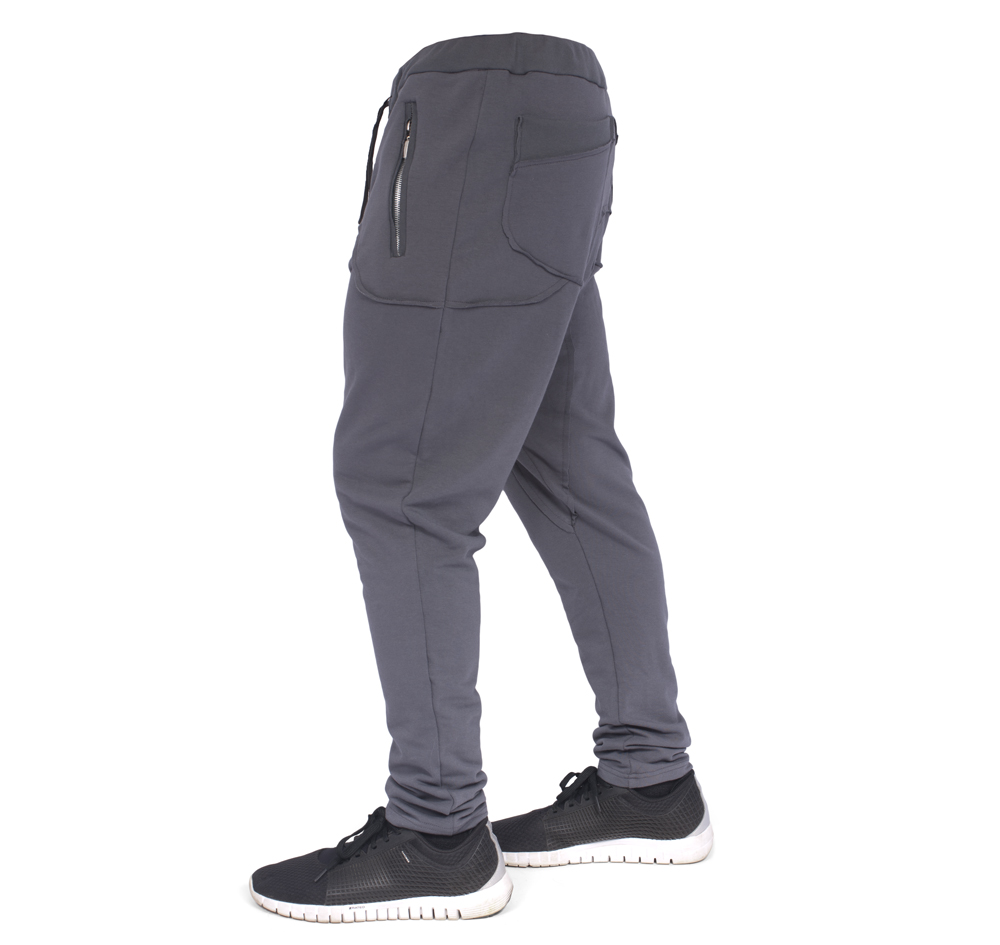 R2D2 Cement Gray Men's Pants