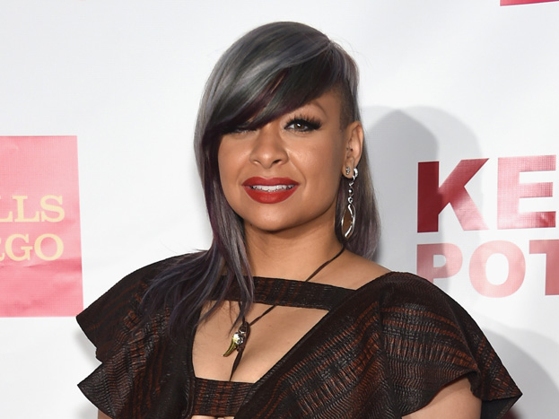 Raven Symone Shines at the Trevor Project Fundraiser