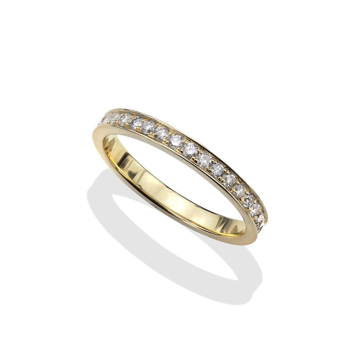 p bands in wedding diamond ring cubic zirconia mens white brushed over gold eternity men band silver s sterling plated
