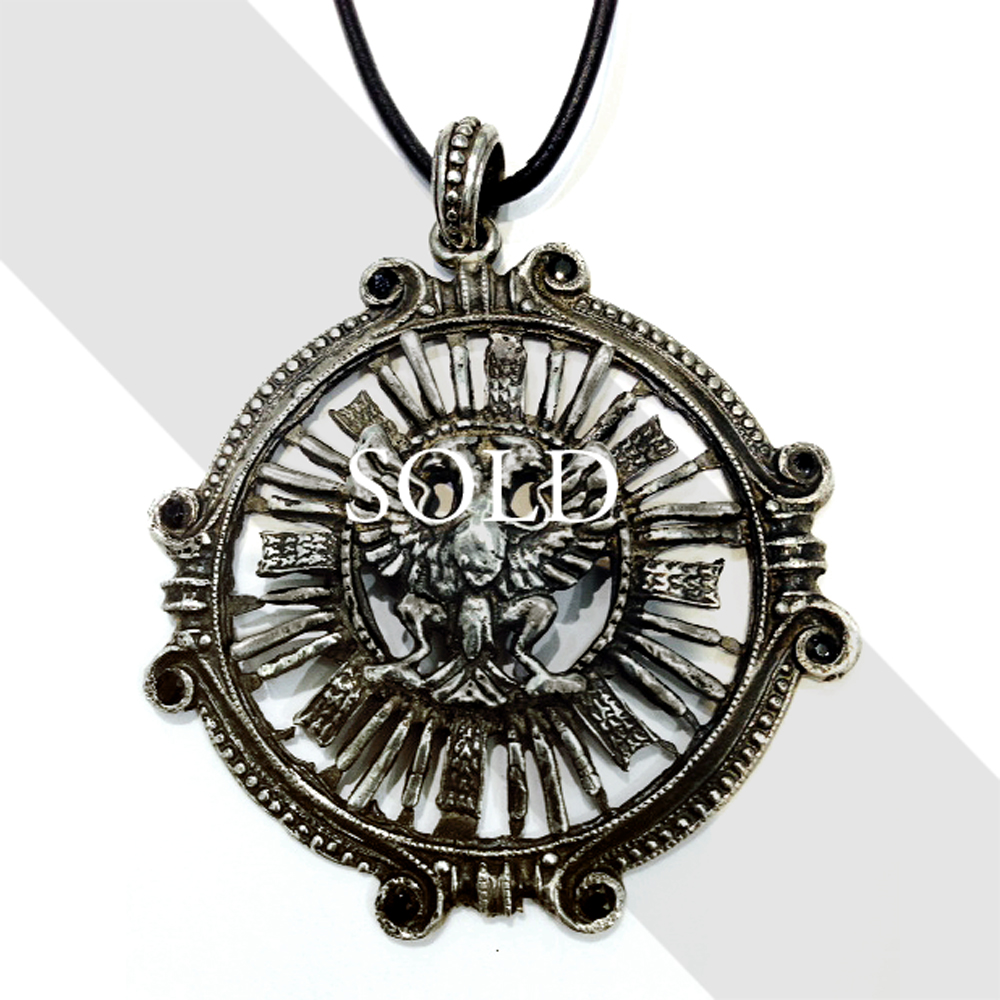 necklace lion mens big chain pendant gold patern l king plated out medallion iced rope sean ebay
