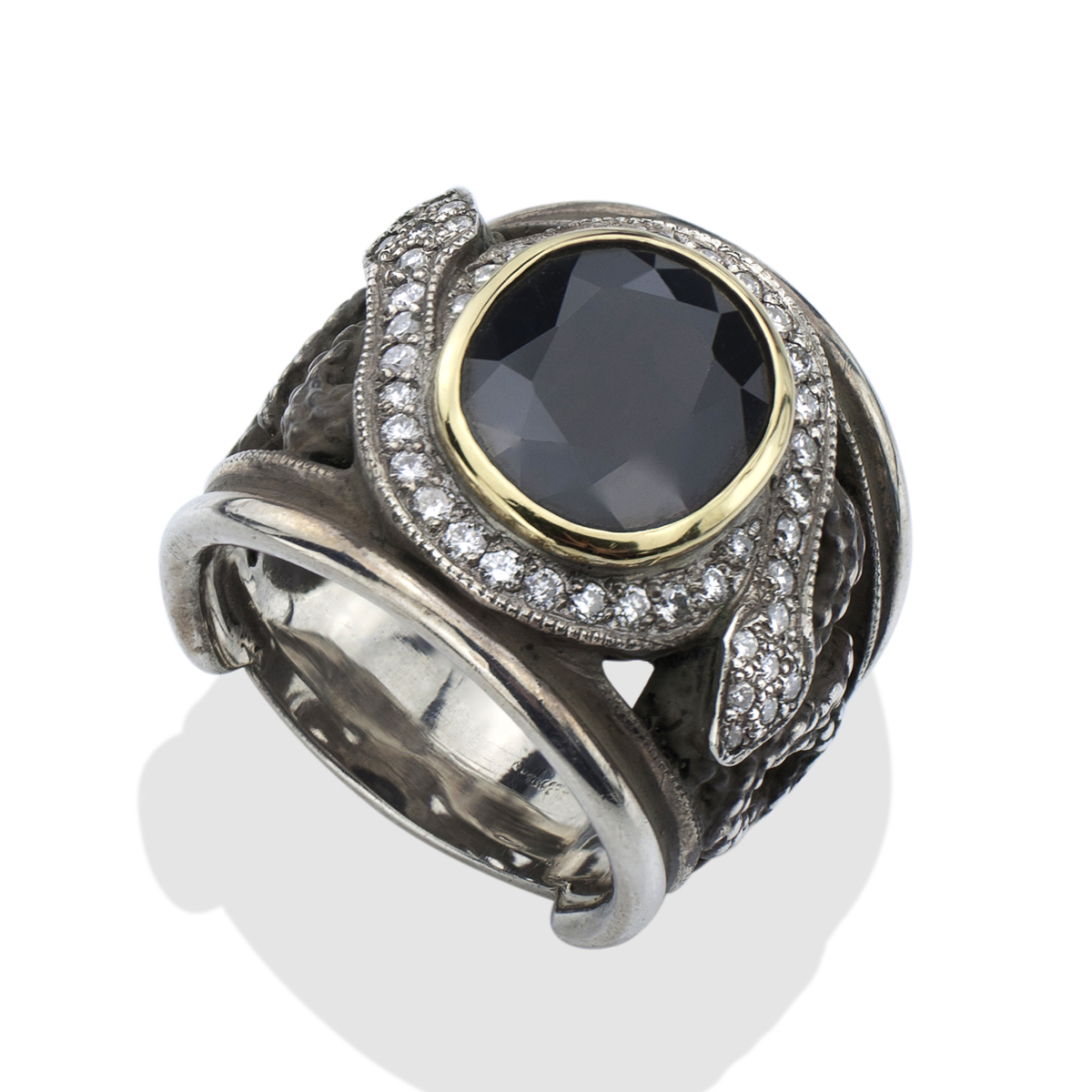 Men S Large Shire Rock N Roll Ring