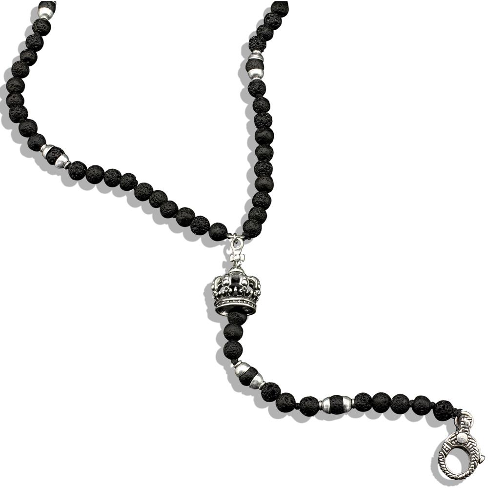 Men\'s Beaded Necklaces