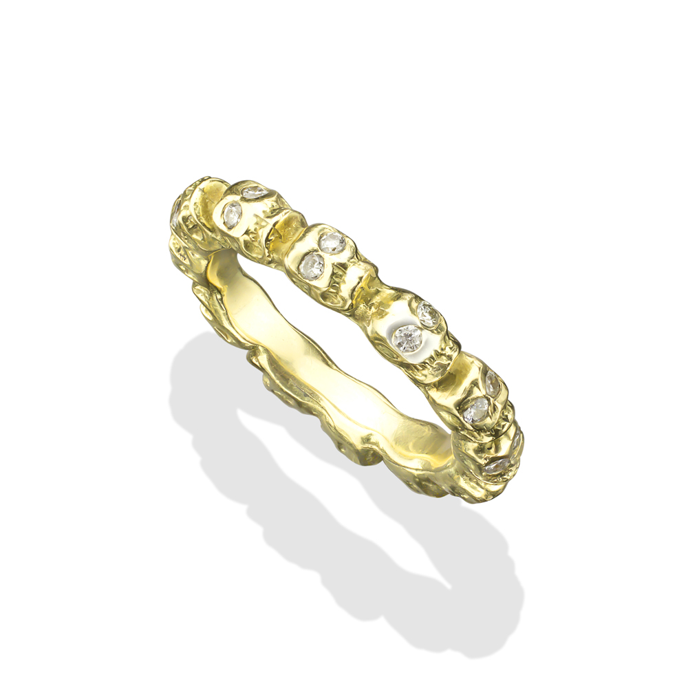 mens wedding rose eternity band for gold diamond on and infinity rubber bands