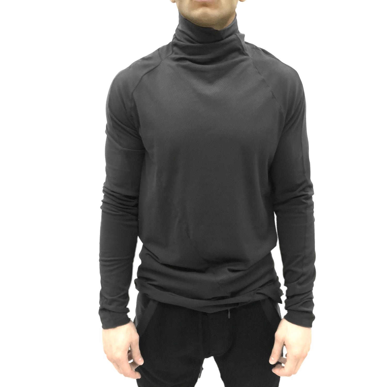 Preach Mens High Collar Long Sleeve Shirt Mens Shirts Lazaro Soho