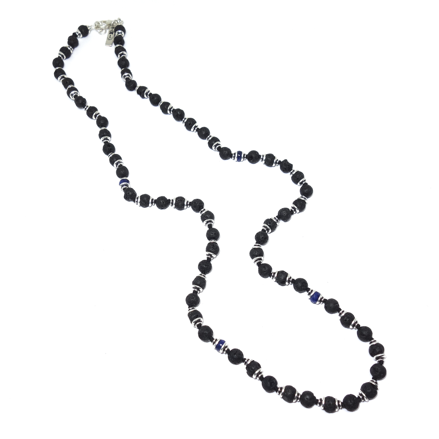 icon sapphire fine necklace jewellers london everley joy products