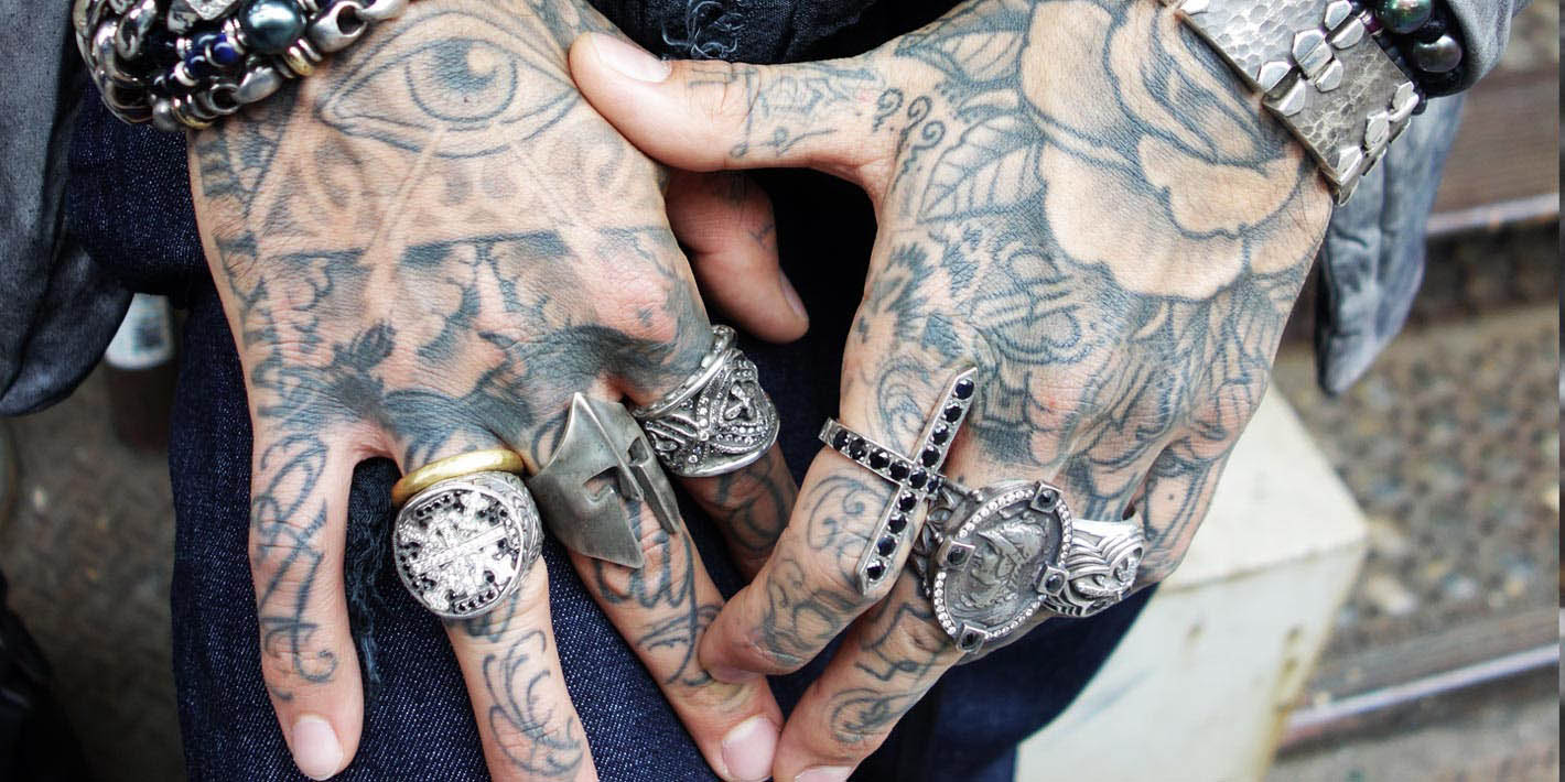 Shop Unique Men's Rings