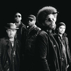 The Roots in Lazaro for John Varvatos