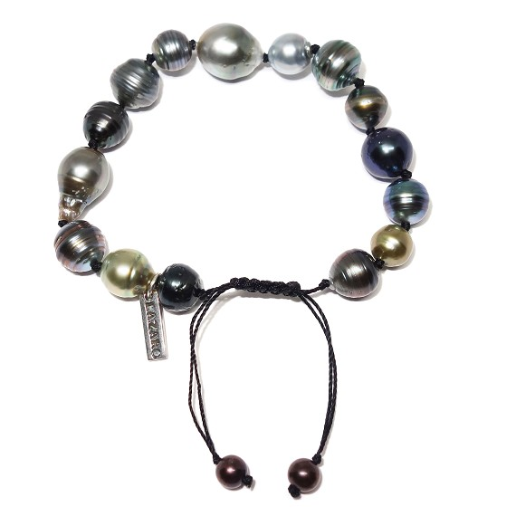 Hand-Knotted South Sea Pearl Bracelet