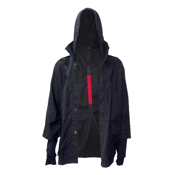 A.F Artefact Hooded Parka