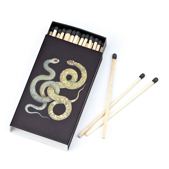 D.L. & Co. Double Snake Matches