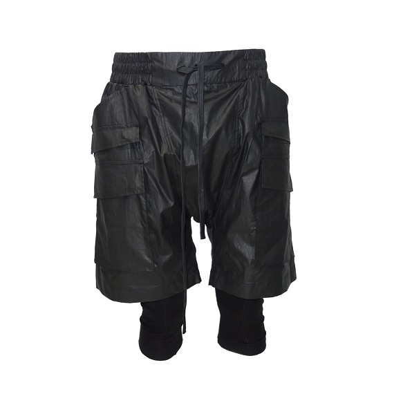 Gall Layered Cargo Shorts