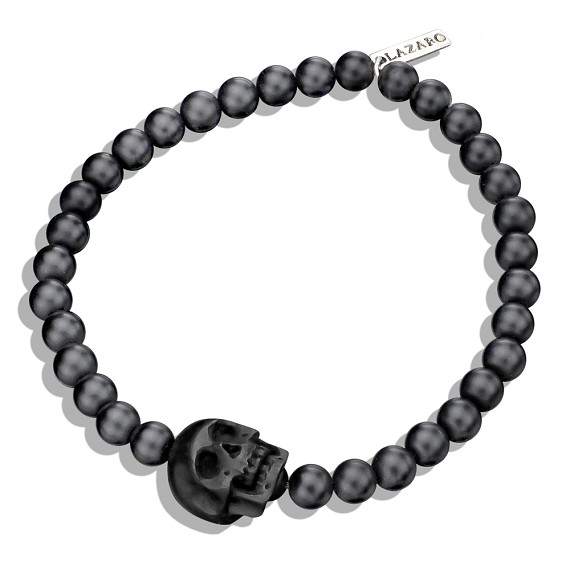 quartz mens pin men s black eye onyx jewelry tiger bracelet smoky
