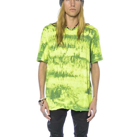 Limited Edition Psychedelic Green Tee