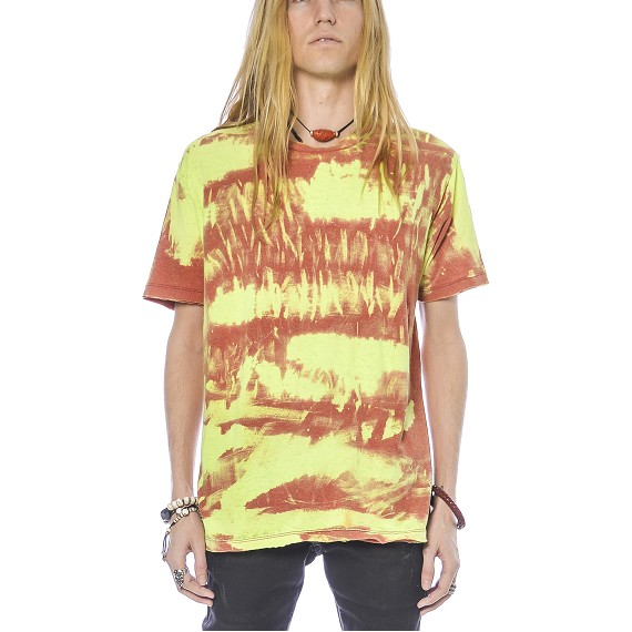 Limited Edition Psychedelic Red Tee