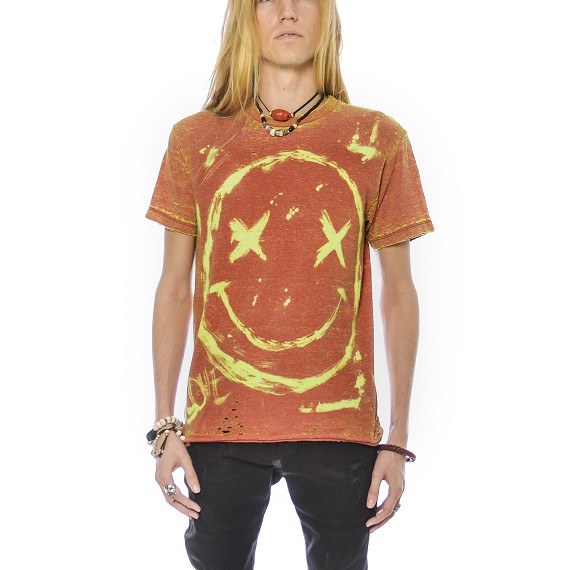 Limited Edition Smiley Face Tee