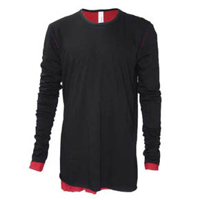 A.F Artefact Double Layered Long Sleeve T-shirt