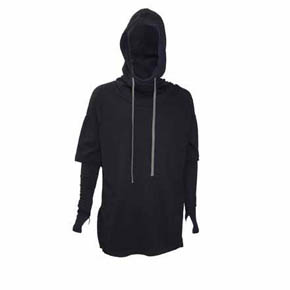 A.F. Artefact Layered Hoodie