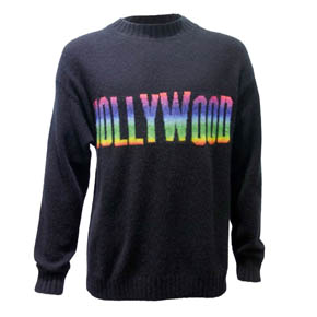 Black Hollywood Laneus Pullover