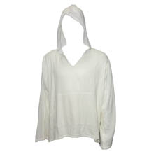Ivory Hooded Desert Sun Shirt