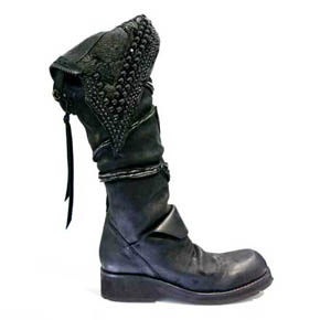 Kmrii Limited Edition Tall Leather Boots