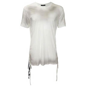 KMRii Spray Side Shirring Shirt