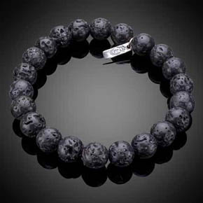 Limited Edition Lava Bead Bracelet