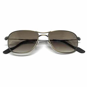 Matte Paul Flash Grey TYG Sunglasses