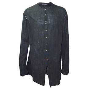 Mavranyma Black Button Down Shirt