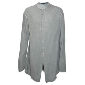 Mavranyma Grey Button Down Shirt