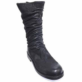 The Last Conspiracy Men's Leather Tall Boots
