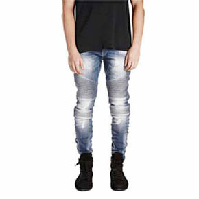 Represent Clothing Biker Denim - Dark Blue Men's Pants