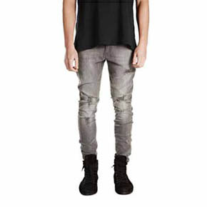 Represent Clothing Essential Grey Denim Men's Pants