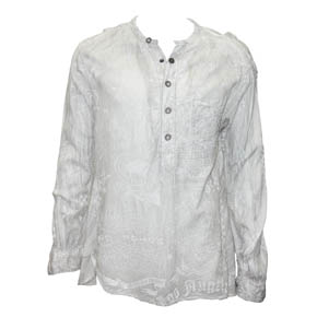 RR Crew Half Button Shirt