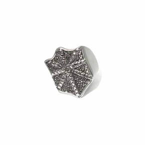 Silver Crest Ring