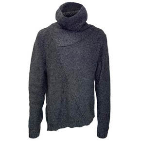 Syngman Cucala High Neck Sweater