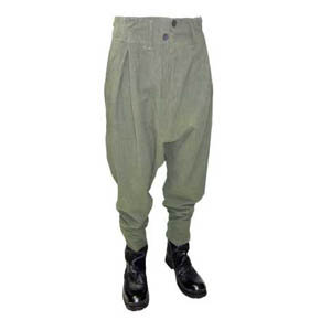 Syngman Cucala Khaki Green Men's Pants