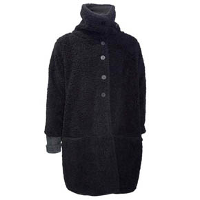 Syngman Cucala Textured Coat