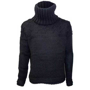 Syngman Cucala Turtleneck Knit Sweater