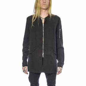 Syngman Cucala Zip Up Jacket