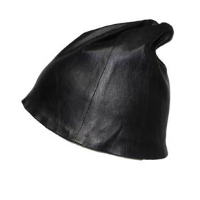 T.A.S Men's Sheepskin Nappa Leather Hat
