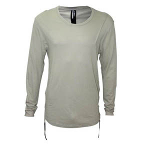 Undercoat Grey Long Sleeve Shirt